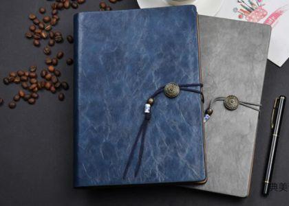 订做礼品记事本的材质具体有哪些_制作工艺