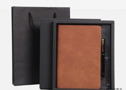关于制作礼品记事本的材质你了解多少_定制工艺