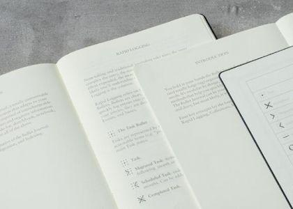 创意记事本印刷厂家的产品材料的选择_需求的定制