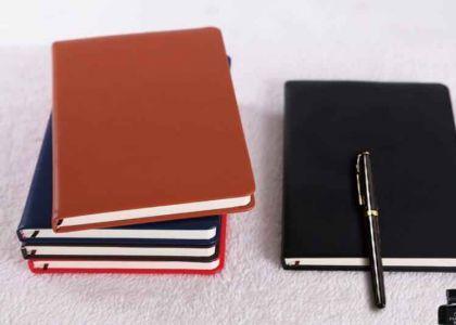 上海活页记事本纸的选择影响到记事本订做的质量_定做经验