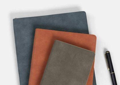 上海活页笔记本印刷中,封面会用到哪些工艺?_订做过程