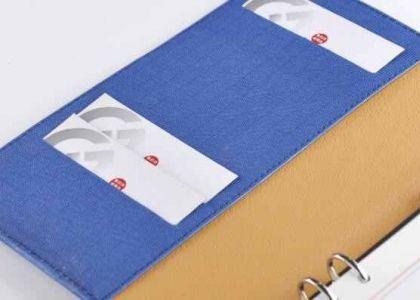 上海平装笔记本定制在皮料选择上需要注意什么?_定做细节