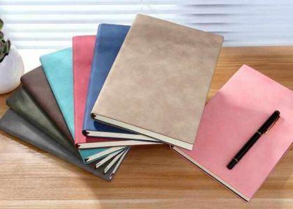 企业在上海平装笔记本订做中一般会采用什么样的纸张?_制作经验