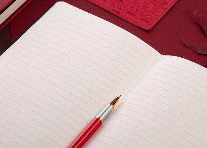 上海商务笔记本订做中应该怎么选择适合的皮料和材质?_定做经验