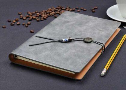 上海活页笔记本制作时需要正确做出这几个选择!_订做经验