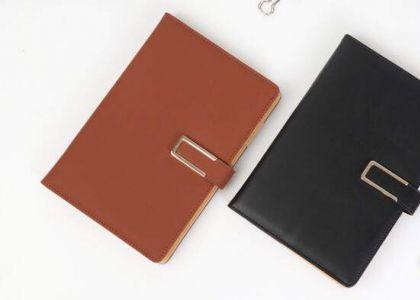 上海皮制笔记本订做常遇问题最新整理 新老客户请看过来_制作细节