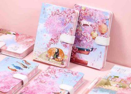 上海礼品笔记本印刷如何选择合适自己的制作工艺_定做质量