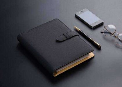 上海工作笔记本定做一般对纸质材料有哪些要求呢?_制作材质