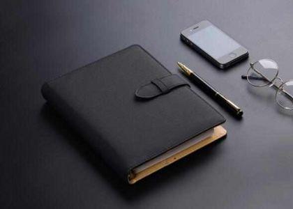 上海工作笔记本订做如何选择尺寸和内页纸质?_定做环节