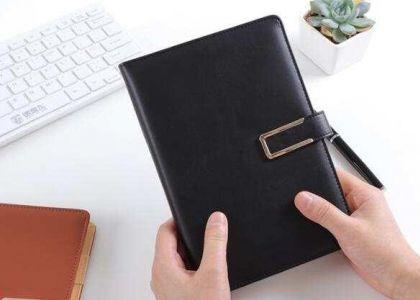 上海工作笔记本制作选择厂家时,一定要考虑制作工艺!_定做攻略