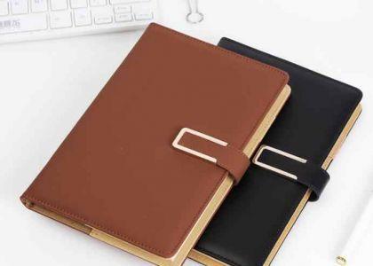 上海高级笔记本定制广告页纸张选择有哪几种?_定做材质