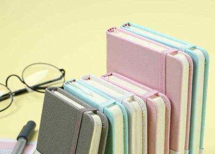 上海定制平装笔记本封面皮料有哪些?定做数量多少起?_制作经验
