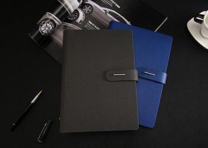 上海定制复古笔记本在封皮材质上选择pu材料为主有什么意义?_制作过程