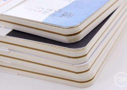 上海订做平装笔记本,细节事项需谨慎!_制作过程