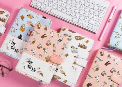 上海订做皮制笔记本常规尺寸最新整理,新客户看过来! _制作过程