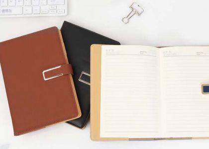 企业如何让上海制作高档笔记本显得高端?_订做经验