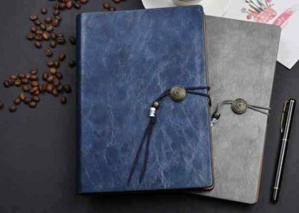 上海订做复古笔记本一般会选择多大的尺寸?_定做攻略