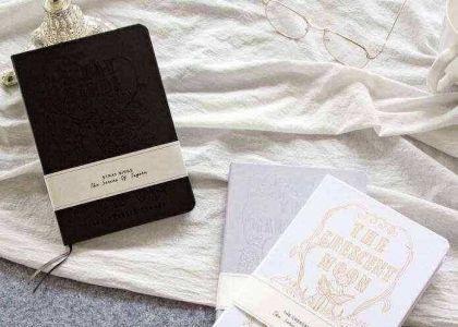 影响上海制作真皮笔记本美观的因素有哪些?_定做经验