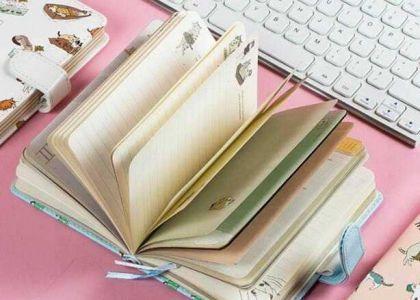 企业怎么选择制作创意记事本厂商呢?_礼物的定制