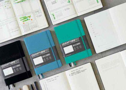 企业如何对平装记事本印刷公司进行选择?注意点有哪一些?_定制方式