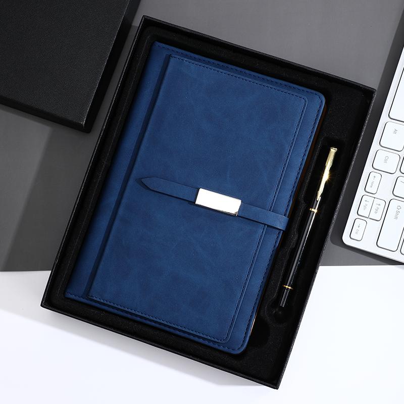 文艺精致记事本商务礼盒套装