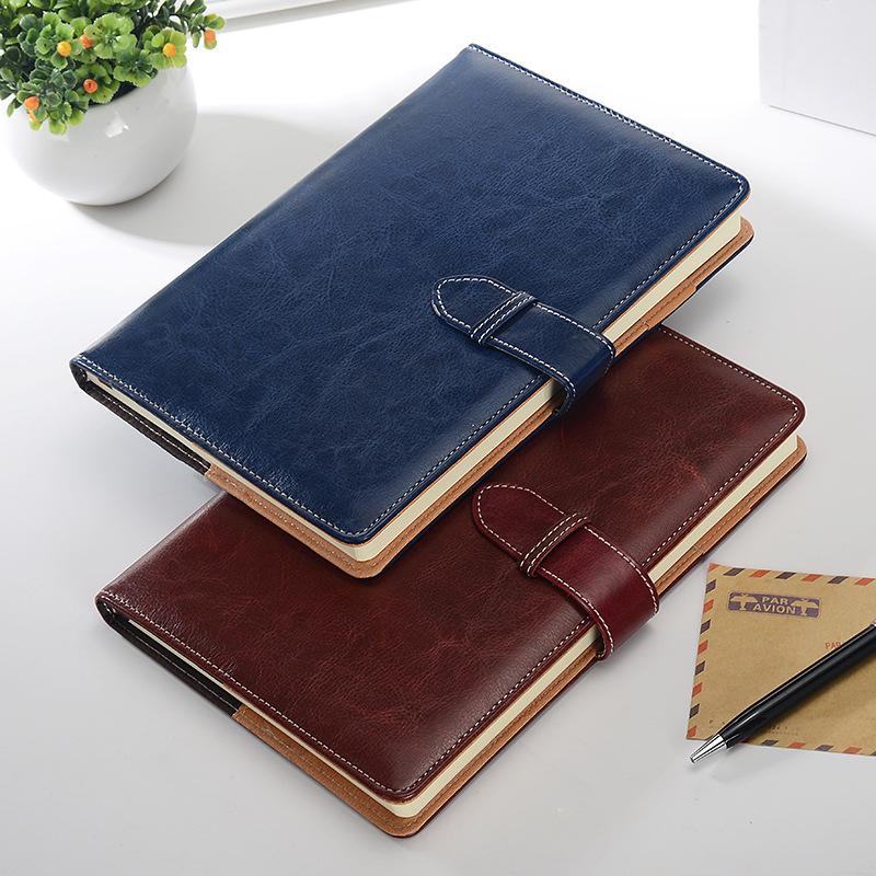 办公笔记本多功能文具记事本礼盒套装
