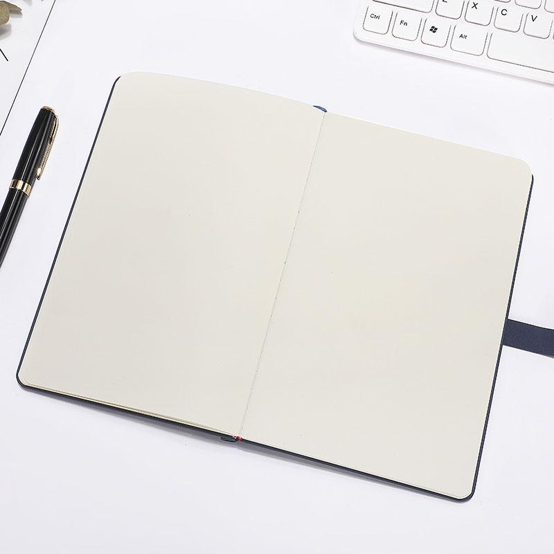 笔记本平装仿皮定制