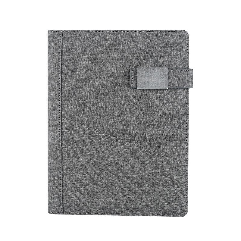 商务充电笔记本带充电宝